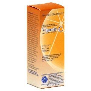 Vitamin C Vitality Serum 1 oz.