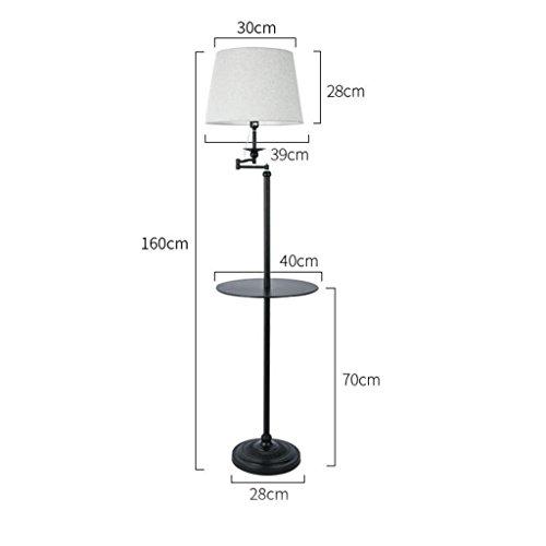 De Table Chambre À LedSimple Salon Liurong Lampe Moderne qSMVpjLUzG
