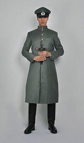 The german ww2 army padre coat set