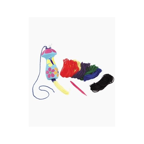 Make it Fun! French Knitting by i play.