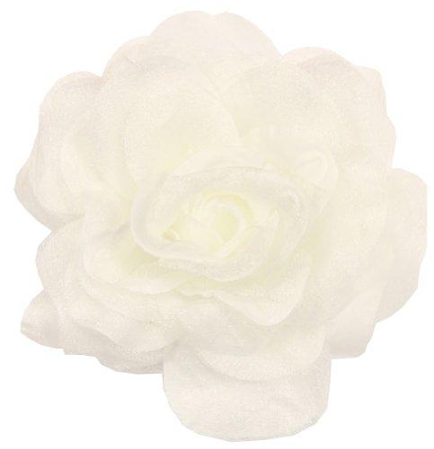 wd2u-3-in-1-chiffon-rose-flower-hair-bow-alligator-clip-white-1186