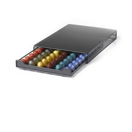 Nifty Nespresso Capsule Drawer - 60 Capacity by Supernon
