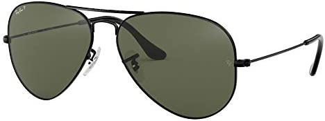 Ray-Ban RB3025 Sunglasses Classic Aviator Sunglasses