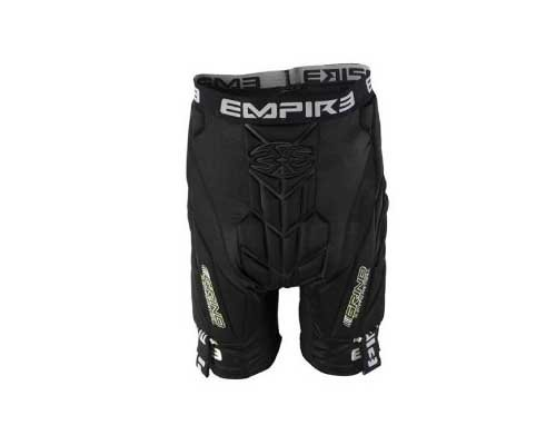 Empire Paintball Youth Grind Slide THT Shorts, Black