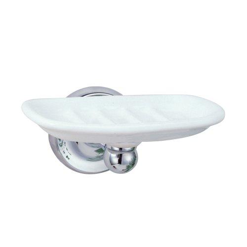 Gatco 5075 Designer Soap Chrome