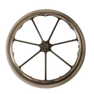 Invacare Corporation Inv1133326 Replacement 24'' Rear Wheel With Composite Handrim Assembly,Invacare Corporation - Each 1