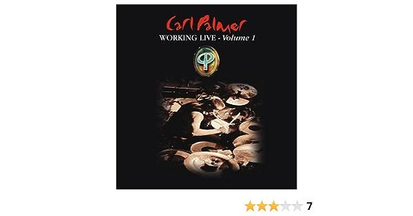 Vol.1-Working Live: Carl Palmer: Amazon.es: Música