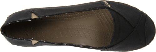 Crocs - Angeline plat des femmes, EUR: 37.5, Black/Khaki