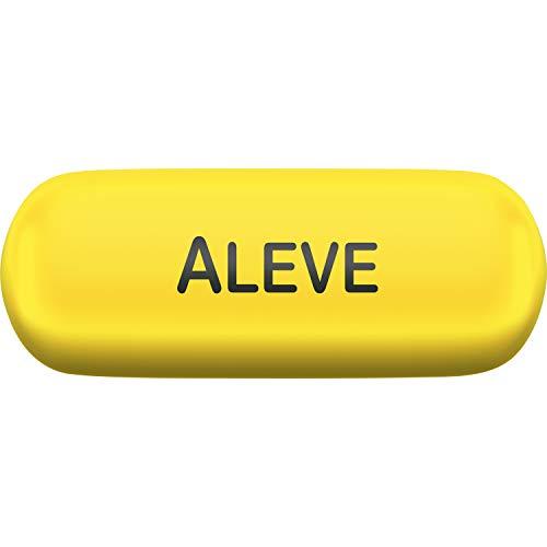 Image of Aleve Soft Grip� Arthritis Cap Gelcaps, Naproxen Sodium 220 mg (NSAID),