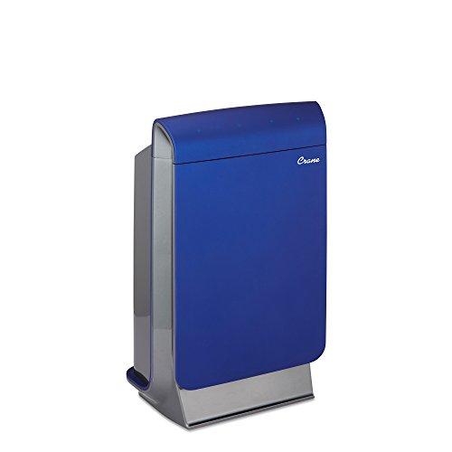 Crane smartAIR Air Purifier Silver/Blue EE-5066