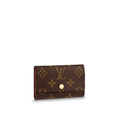 Key Case - Vuitton Damier Canvas 6 Key Holder Case Key Ring