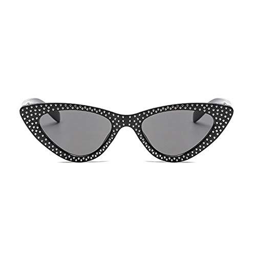 XMDNYE Gafas De Sol Pequeñas Con Montura De Diamantes De ...