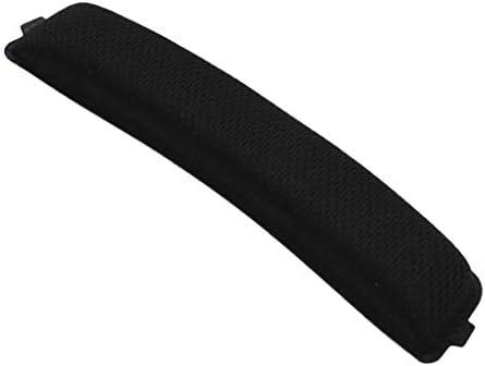 perfk 交換用ヘッドバンドクッションパッドソフト人工皮革、ヘッドバンド保護Logitechの快適なトップパッドカバー