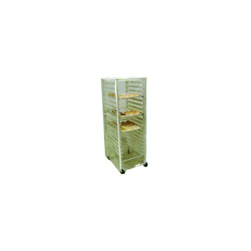 Curtron Products SUPRO-14-EC Protecto Clear Economy Rack ...