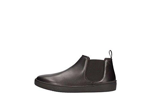Beatles Uomo FRAU , fondo cassetta pelle nero, nuova collezione autunno inverno 2017/2018 nero