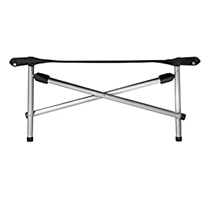TETON Sports Somnia Lightweight Camp Cot; Camping Cots for Adults; Folding Cot Bed; Easy Set Up; Storage Bag Included