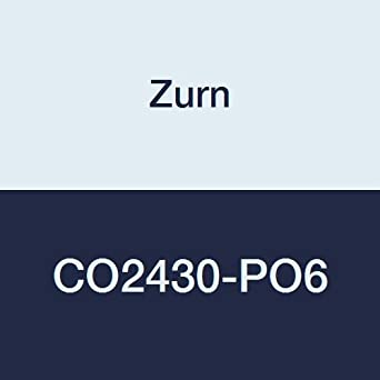 Zurn CO2430-PO6 Cast Iron Push-On Cleanout 6u0026quot; Pipe Size  sc 1 st  Amazon.com & Zurn CO2430-PO6 Cast Iron Push-On Cleanout 6