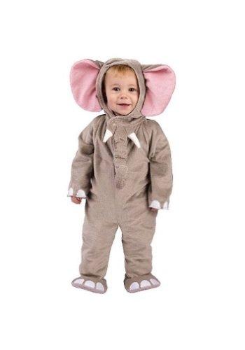CUDDLY ELEPHANT INFANT 12-24M