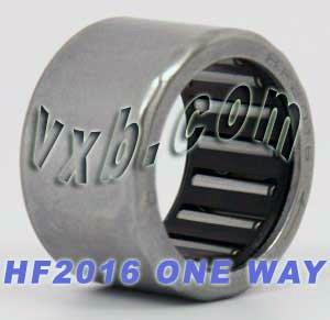 - HF2016 One Way Needle Bearing/Clutch 20x26x16 Needle Bearings