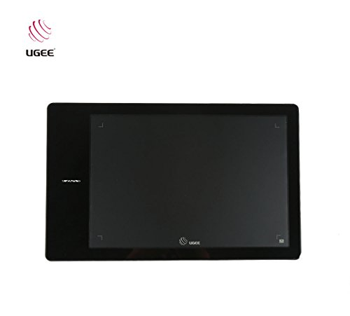 UGEE G3 Drawing Pen Tablet 9×6 Inch Digital Graphics Tablet – Black