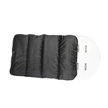 Baby warmer Schlafsack Kinderwagen Babyschlafsack Winter warmes Baby 41 * 82cm0-12 Monate schlafsack für kleinkinder kinder schlafsack
