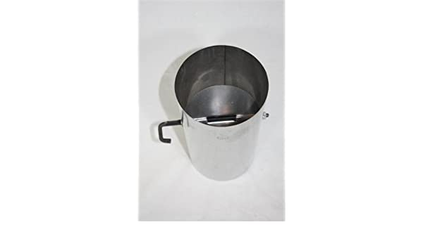 Tubos de humo, para cañón con bloqueador 0,25 m tapa 100 diámetro de 0,6 mm de grosor: Amazon.es: Hogar