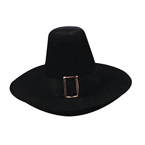 Costume Accessory: Puritan Hat Quaity Medium