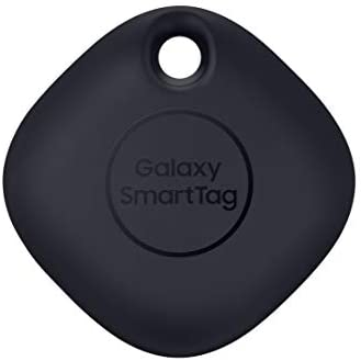 Samsung Galaxy SmartTag Bluetooth Tracker & Item Locator for Keys, Wallets, Luggage, Pets and More (1 Pack), Black (US Version)