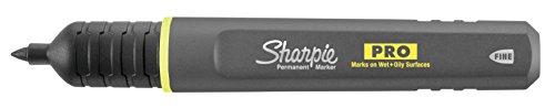 Sharpie Pro Permanent Marker, Fine Point, Black, 12-Count Marker (2017818) by Sharpie (Image #2)