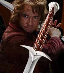 Lord of the Rings Sting Sword from The Hobbit -