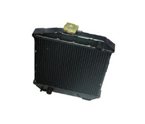 Tractor Radiator New (124768-44500 New Radiator Made to fit Yanmar Tractor 2210)