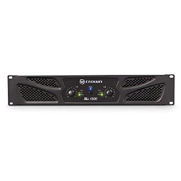 Crown XLi1500 2-Channel Power Amplifier