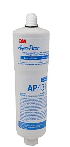 3M Aqua-Pure AP431 Hot Water System Replacement Water Filter