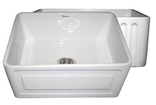 Reversible Fireclay Kitchen Sink - 6