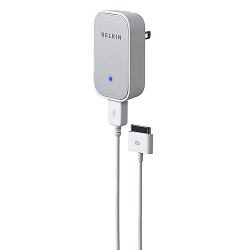 Belkin Wall Charger Connector White