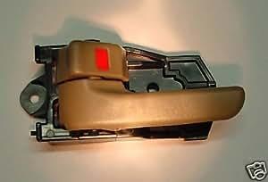 1998 1999 2000 2001 left hand tan inside toyota sienna handle for drivers side brown. Black Bedroom Furniture Sets. Home Design Ideas