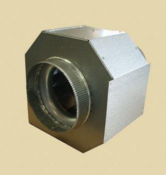 Dacor 1200 CFM Inline Remote Blower - ILHSF10