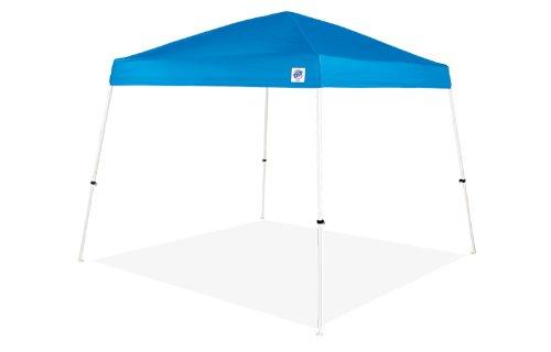 E-Z UP Vista Instant Shelter Canopy, 12 by 12', Blue