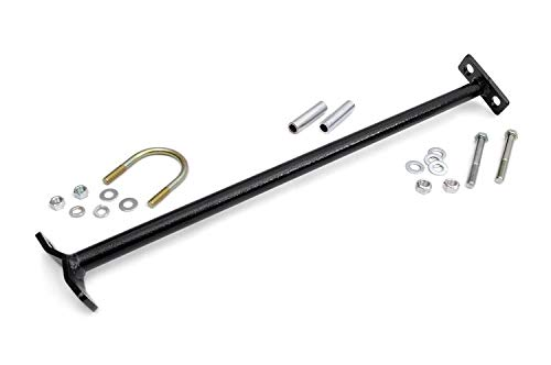 Rough Country - 1154 - Steering Box Brace for Jeep: 87-95 Wrangler YJ 4WD -