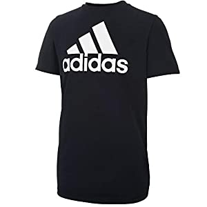 Best Epic Trends 319WrdEIaGL._SS300_ adidas Boys' Stay Dry Moisture-Wicking Aeroready Short Sleeve T-Shirt