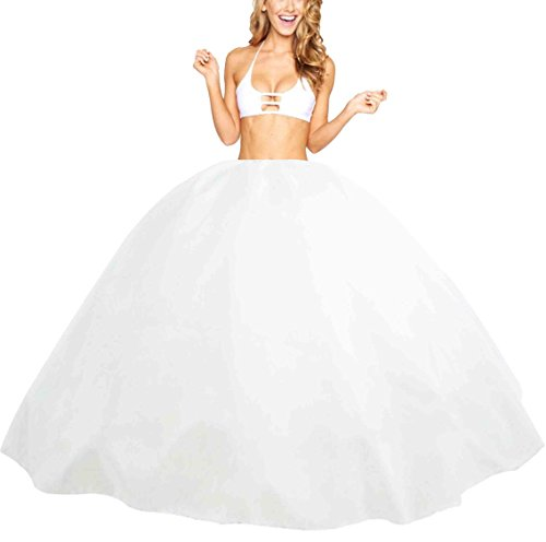 Taffeta Wedding Quinceanera Dress - Fullest Petticoat for Quinceanera Gown Bridal Gown
