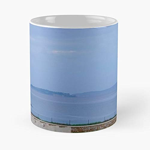 - Suda Souda Bay Gift Coffee/tea Ceramic Mug 11 Oz