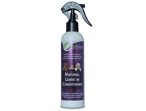Natural Shiny Coat Leave In Conditioner For Dogs - 250ml