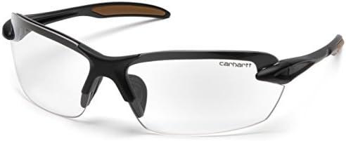 4da731e35a Amazon.com  Carhartt Spokane Lightweight Half-Frame Safety Glasses ...