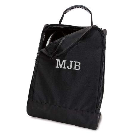 Personalized Golf Shoe Bag - Monogrammed 10 x 15