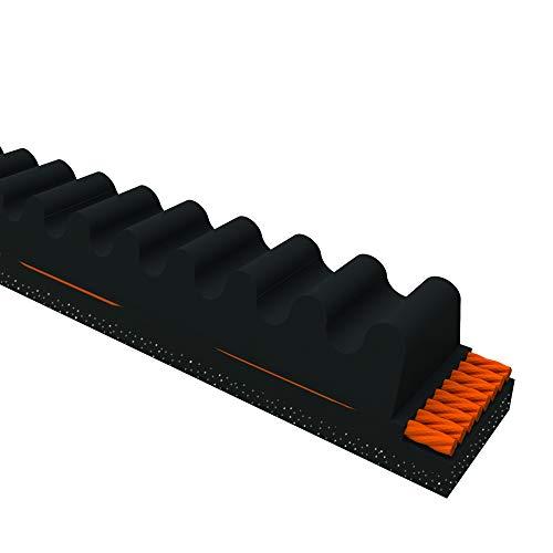 Rubber 7//8 x 64 OC D/&D PowerDrive CX60 V Belt
