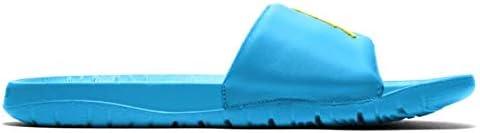 JORDAN/ジョーダン ナイキ Nike ジョーダン JORDAN ブレイク スライド AR6374-402 (レーザーブルー/オプティイエロー)