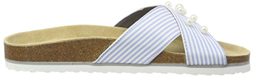Tom 4893407 Donna Blau Espadrillas Blue Tailor SaxrwqRFS