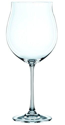 Nachtmann Vivendi Set of 4 Pinot Noir Glasses, 30-Ounce (Red Nebbiolo Barolo Wine)