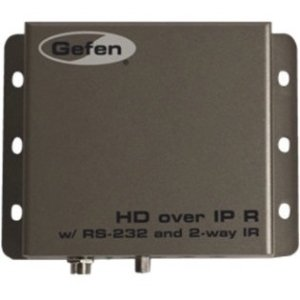 (Gefen HDMI over IP with RS-232 and Bi-Directional IR - Receiver Package)